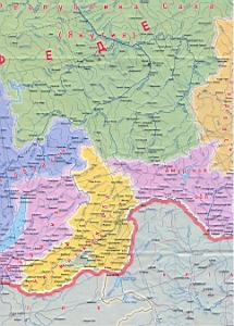 Карта России с городами. Карта России по областям. Карты ...: http://rf-town.ru/