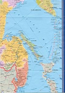 Карта россии карта россии с областями
