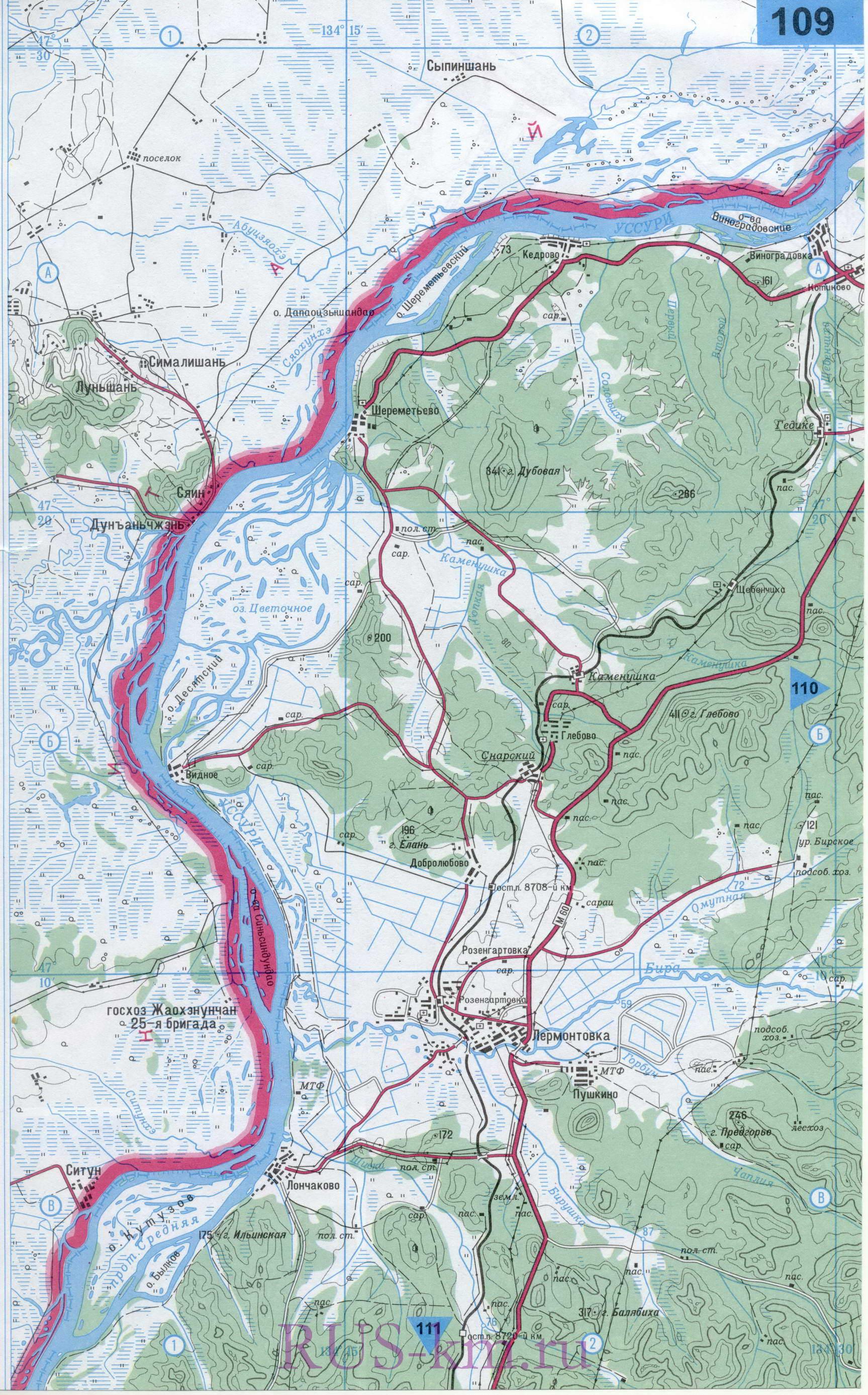 Хабаровский муниципальный район находится на юго-западе хабаровского края и состоит из двух разъединенных частей