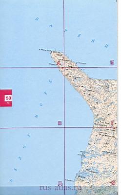 Карта ненецкого автономного округа