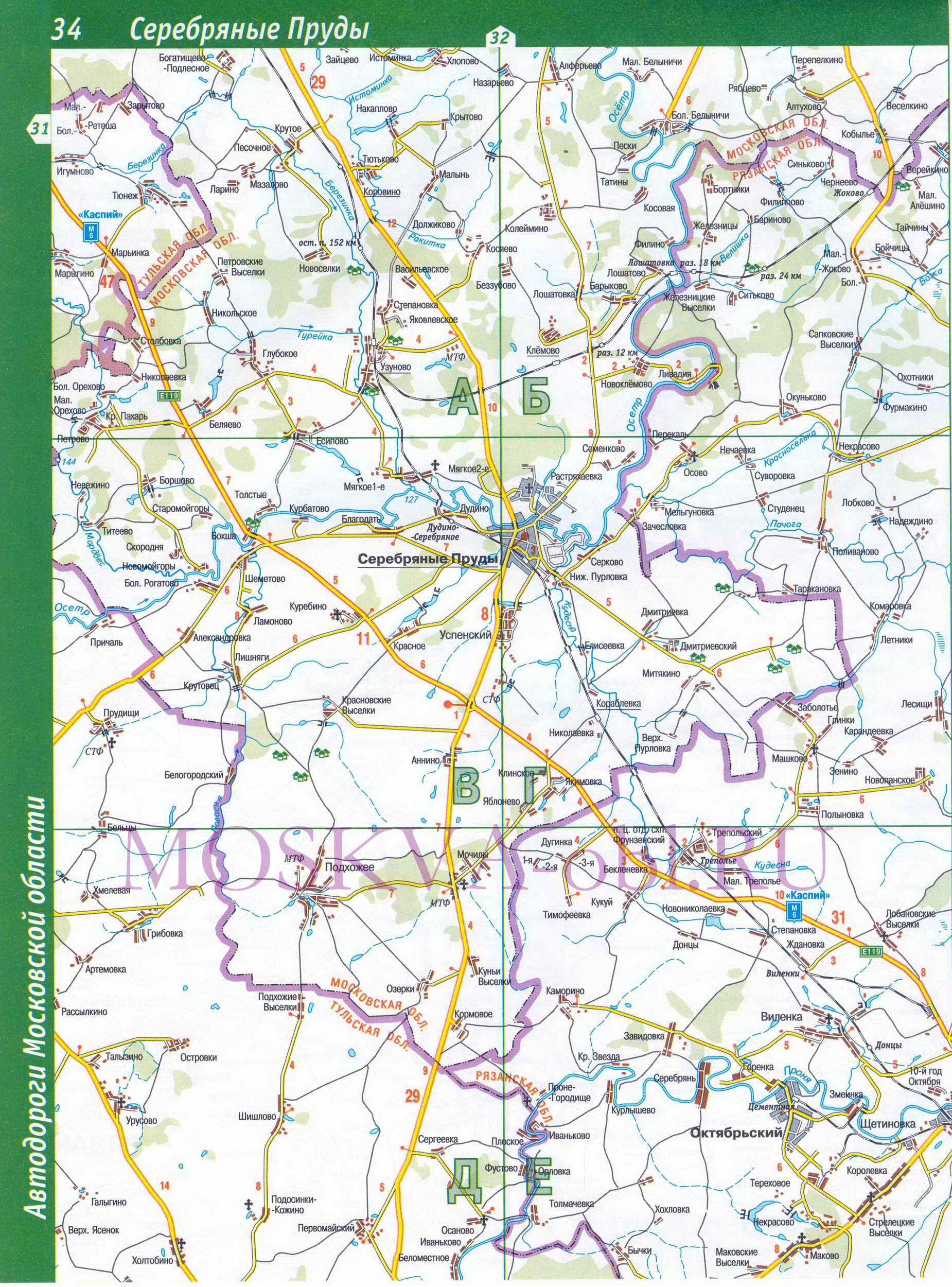 Проститутки москвы и московской области показать на карте 25 фотография